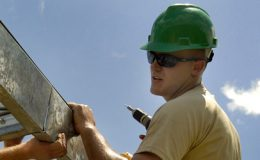One every four young brits considers construction as a great career