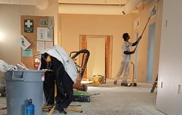 Home improvement ideas while building a house and doing a renovation