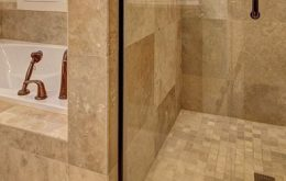 How to Build Tile Shower Pan Floor