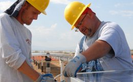 How to learn skills of construction worker