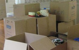 Tips on an easy house move