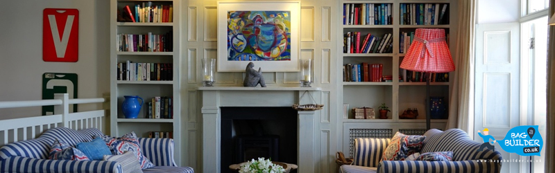 Your Guide to organising a Home Library