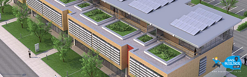 Become a Smart Builder with Green Building Strategies