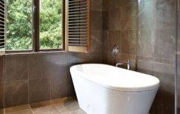 Energy Efficient Bathroom