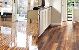 Laminated vs Engineered Wood Flooring