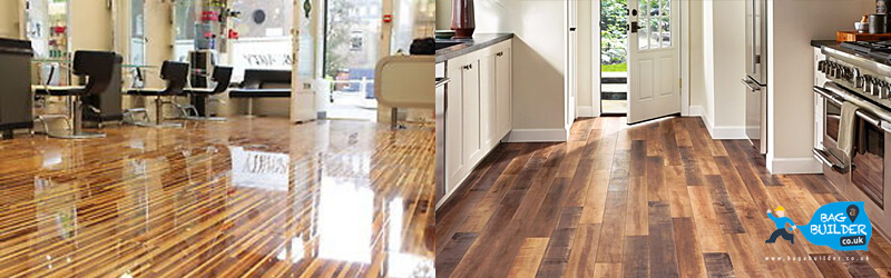 Laminated Vs Engineered Wood Flooring Information For Homeowners