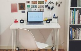 Get the Trendiest Office set up at Your Home