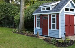 How to Build a Garden Shed Step by Step