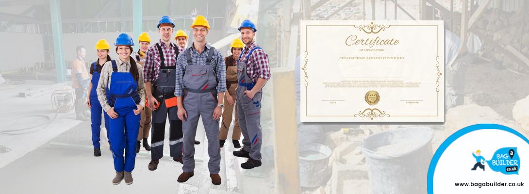 certified tradesmen