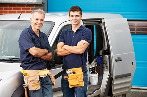 Discover certified tradesmen